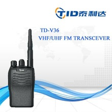 TD-V36 handheld radio walkie talkie equipment for mc-donalds