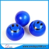 Fashion Novelty PU Stress Ball Toy PU Smiley Balls