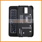 Side Slidding Detachable Bluetooth Keyboard For Samsung Galaxy S5 i9600