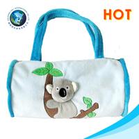 Plush Toy Koala Handbag Shopping Bag Cartoon Kids Travel Bags Christmas Gift