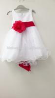 bestdress hot sale all color IVORY ROYAL BLUE FORMAL HOLIDAY KIDS WEDDING FLOWER GIRL DRESS