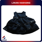 high quality beaded modern girls dresses China manufacturer