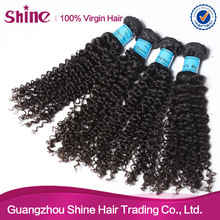 New arrival raw human material malaysian curly hair weave uk