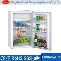 130 liters r134a/r600a mini refrigerator with freezer price