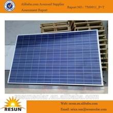 SUN solar panel 3W~305W with kyocera solar panels