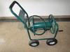 metal four wheel garden hose reel cart TC1850A