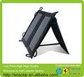 2014 nuevo panel solar bateríade12voltios cargador para el iphone y el ipad directamente bajo la luz del sol