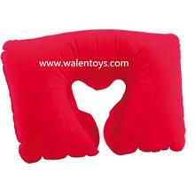 Neck U Rest Air Cushion,Neck Part Inflatable U-Shape Travel Pillow
