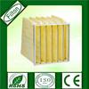 Chongqing f5~f9 medium efficiency fabric hot sale air filter