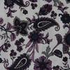 Mens' shirt fabric custom printed cotton fabric