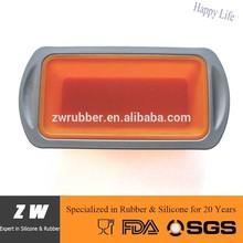 ZW FDA LFGB Siliconemicrowave oven cake pan