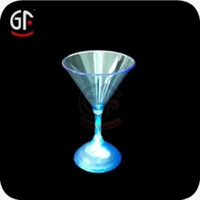 2014 Hot Light Up Barware China Factory Wholesale Led light Drinking Glass