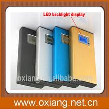 Black/Silver/Slue/Golden colors to choose big capacity wireless power bank OX-YD09B