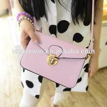 Best quality most popular Eco-Friendly shopping PU luxury handbags