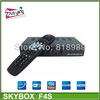 Original SKYBOX F4S Full HD Satellite Receiver With VFD Display Support USB WIFI Weather Forecast Card Sharing Free Shipping
