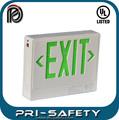 تسجيل خروج الطوارئ قابلة للشحن الحاجز لوحة معلقة