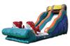 Big water slide, inflatable wet slide, dry slide G4010