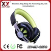 good oem newest fashion design cheap stylish headphone factory from china