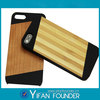 Ultra flip wood unique phone cases for Apple iphone 5s