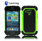 factory price waterproof case for samsung galaxy s3 mini i8190