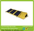 Nuevo 2014, panel solar para teléfono iPhone y iPad directamente con los rayos de sol