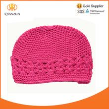 Bulk Baby Beanie Crochet Kufi Baby Hat Cap Beanie Newborn Girls beanies