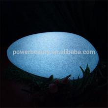 fabbrica bsci 50cm natale ricaricabile lampada solare roccia ingrosso