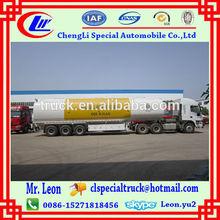 truck trailer fuel, fuel tank, petrol transport tanker 60,000L
