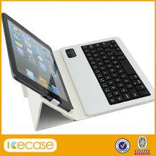 For ipad mini keyboard ,ABS keyboard for ipad mini,removeable bluetooth keyboard cover case for ipad mini