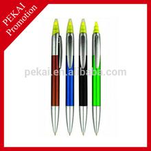 2015 newest design plastic big ball pen