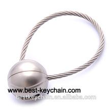 promotion metal custom design hockey keychains (BK52123-)