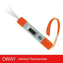 Logo printed laser ir thermometer temperature sensor