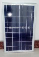 Hot sale 20w polycrystalline pv solar panel price in stock