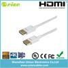 HDMI Cable 1080p FS V200 HDMI-2M FlatScreen 6ft LCD Blue-Ray Slim Look