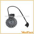 volante de inercia y la bobina de encendido para el cepillo de corte se ajusta stihl fs120 200 250