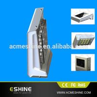 2nd Generation with waterproof and heatproof E-shine ELS-11P IP 65 Solar Lights for Cabins/ garden,solar sensor motion led light