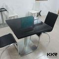 Kkr mármore mesas para venda/pedra redonda mesa/mesas de café e cadeiras