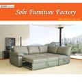 Canapé lit d'air, ensemble de sofa sofa lit en fer forgé