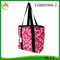New Arrival 2014 Wholeslae in Yiwu Design Fancy Cooler Bag