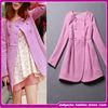 2014 New brand winter wool coat ladies overcoat designs