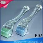 YYR promotion! factory direct wholesale micro needle nurse system crystal 200 needles skin derma roller