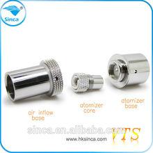VTS Dry Herb Vaporizer pen From Sinca 1300mah ego twist battery e cigarette