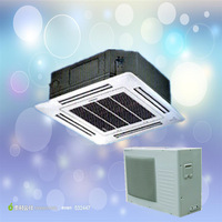 48000Btu/5HP Gas R22/R410a cassette type air conditioner