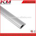 anodizado de aluminio de extrusión de accesorios led de perfil