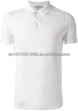 Online wholesale shop man's polo-neck with embroidery fabric