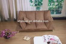 fashion suede multifunction sofa B153b With Metal Feet