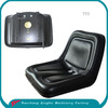 Wheel tractor type 24hp tractor seat with waterproof cover