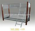Vendedor quente modelos de ferro forjado cama de beliche