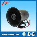 Sirène électronique, sonic klaxon d'alarme/sirène 12v dc