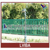 Dcorative aluminium fence panels